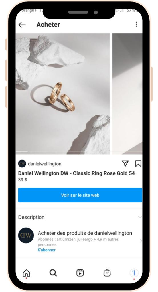 Instagram Shopping -Swipe up - débloquer - Instagram - astuces